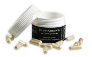 Mary's Medicinals CBD and CBN Capsules