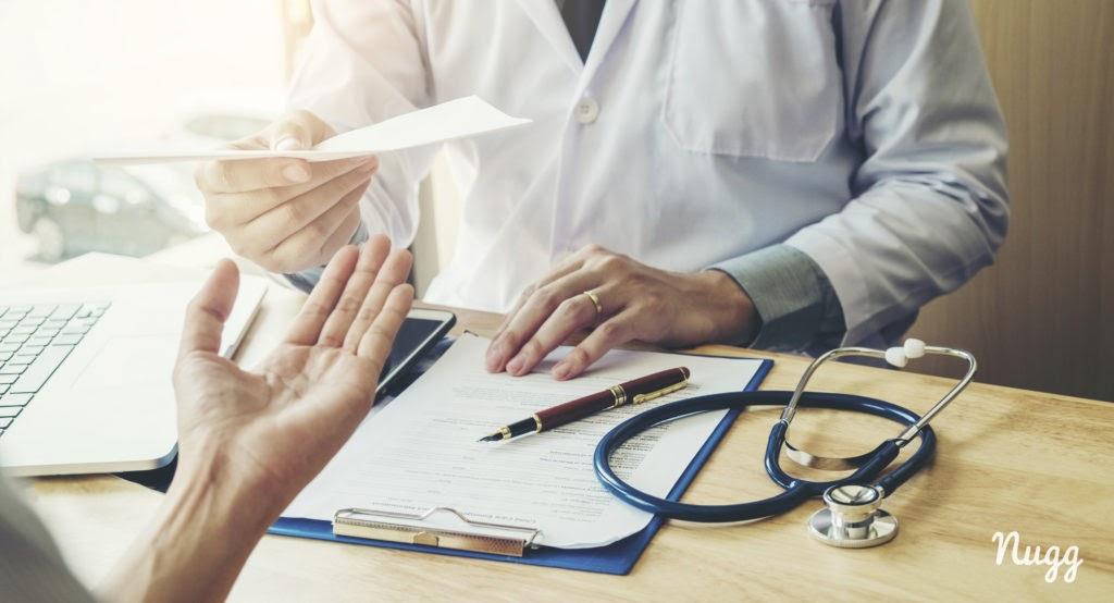 medical marijuana doctor certifying a patient