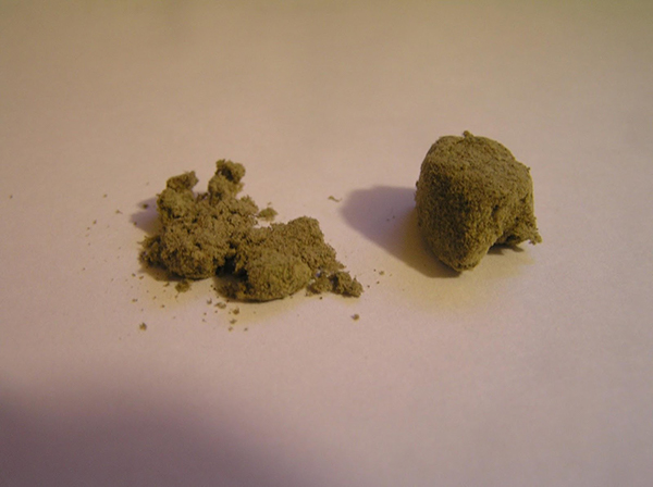 hash on table image