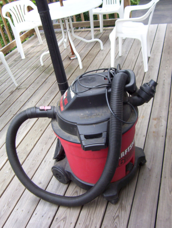 a deep clean with your vacuum could help you remove the cannabis odour
