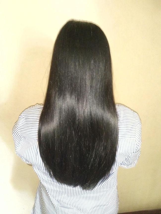 THC detected in hair