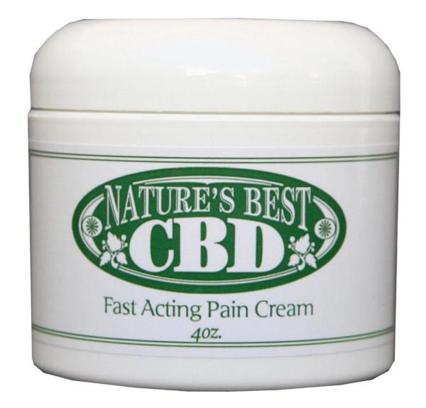 Nature's Best CBD pain cream