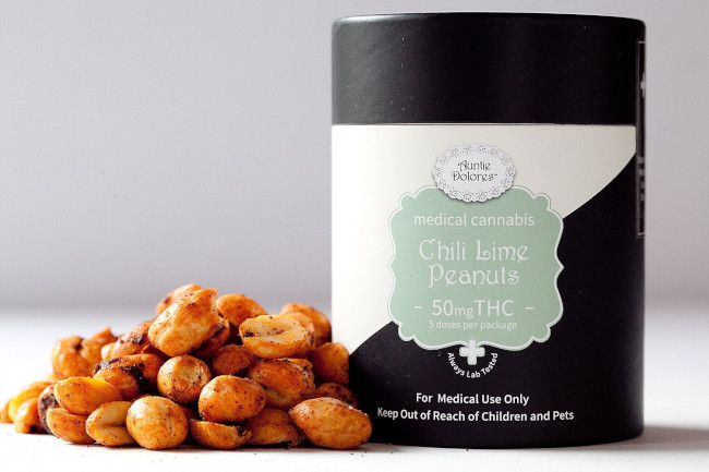 Auntie Dolores Chili Lime Peanuts