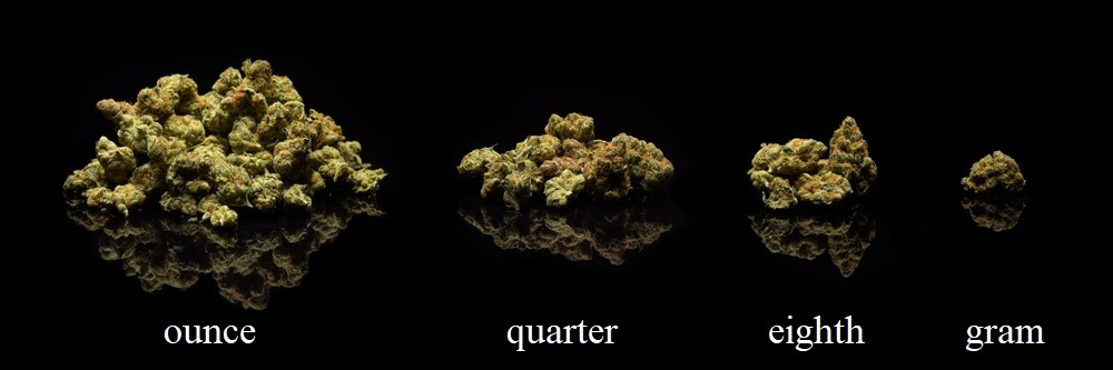 A Visual Guide to Cannabis Measurements