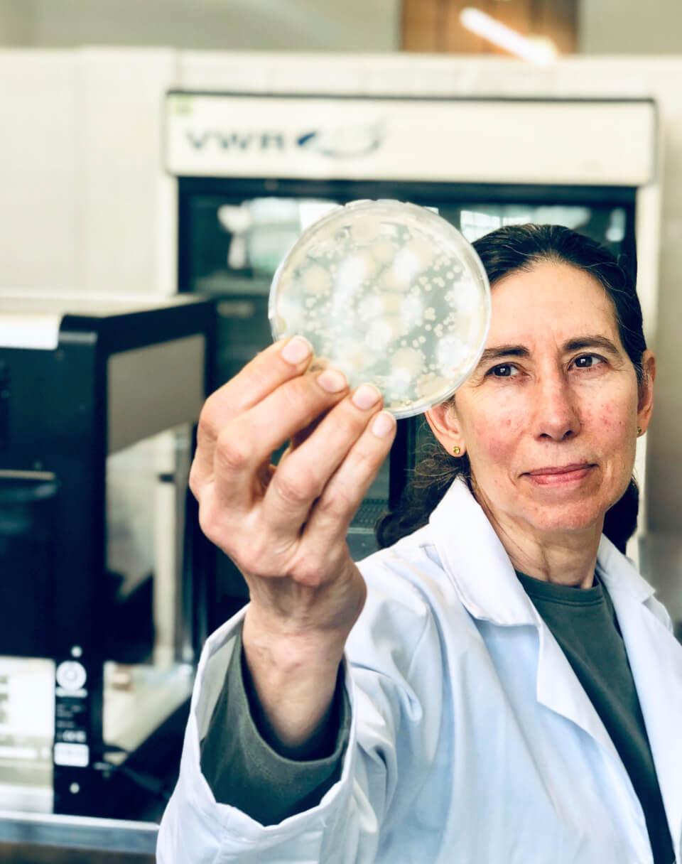 Dr. Ellen Jorgensen CSO at Aanika