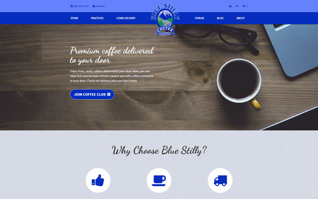 Blue Stilly Coffee Roasters