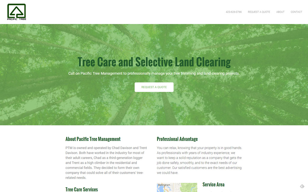 Pacific Tree Management
