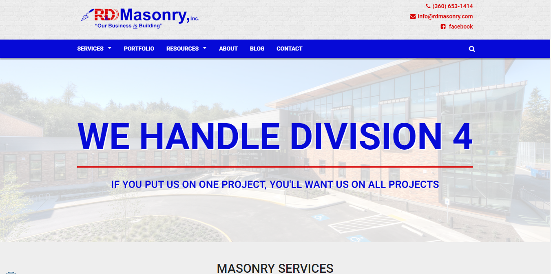 R&D Masonry