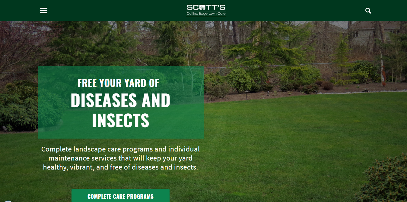 Scott's Cutting Edge Lawn Care