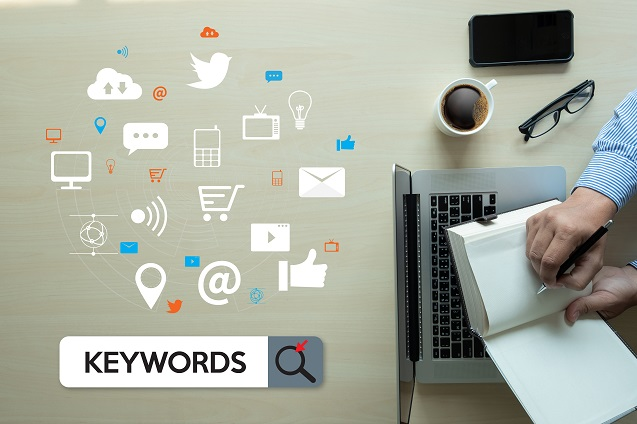 Attracting Website Traffic Using Effective Search Keywords