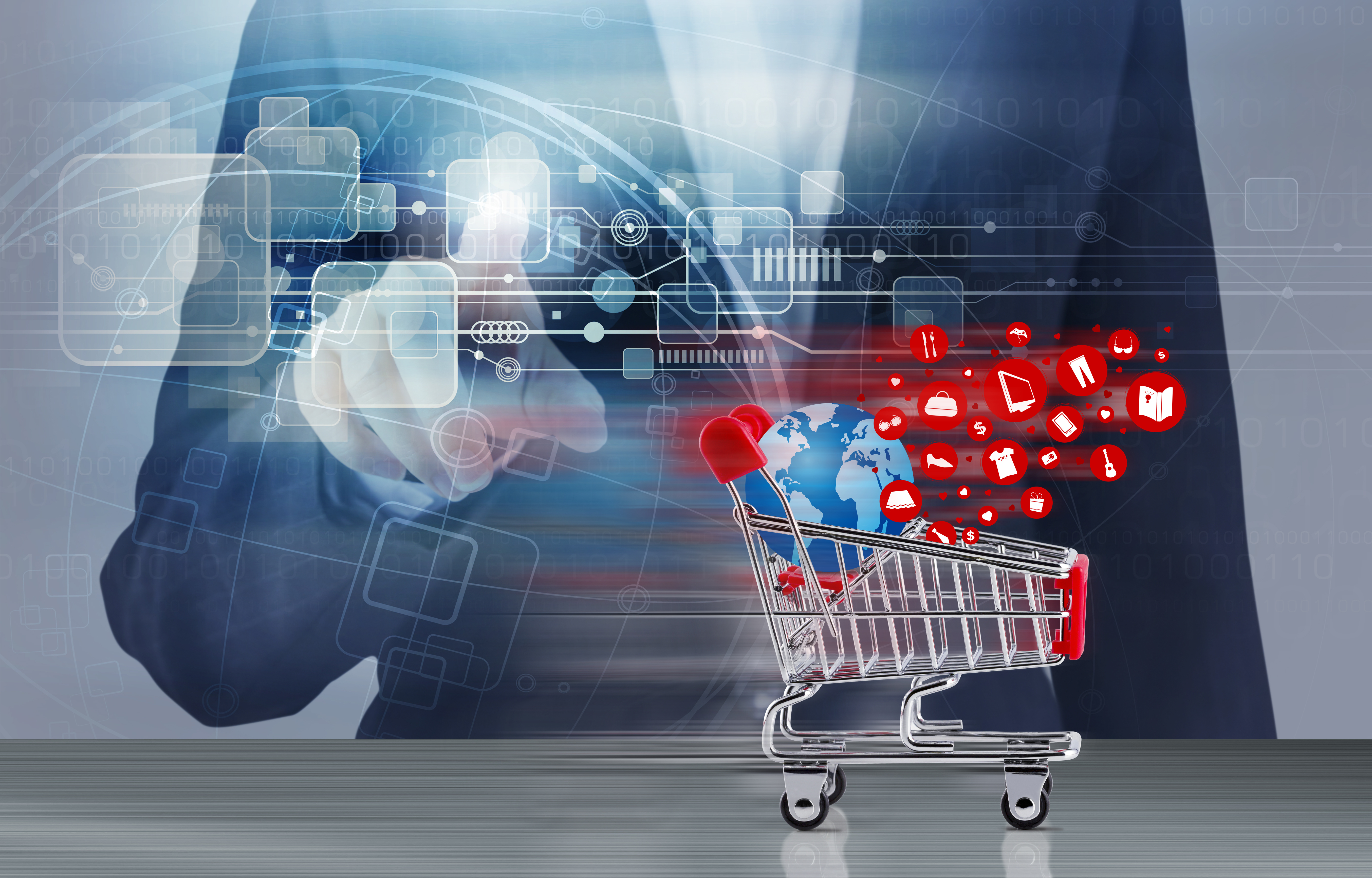 E-commerce opportunities for service businesses