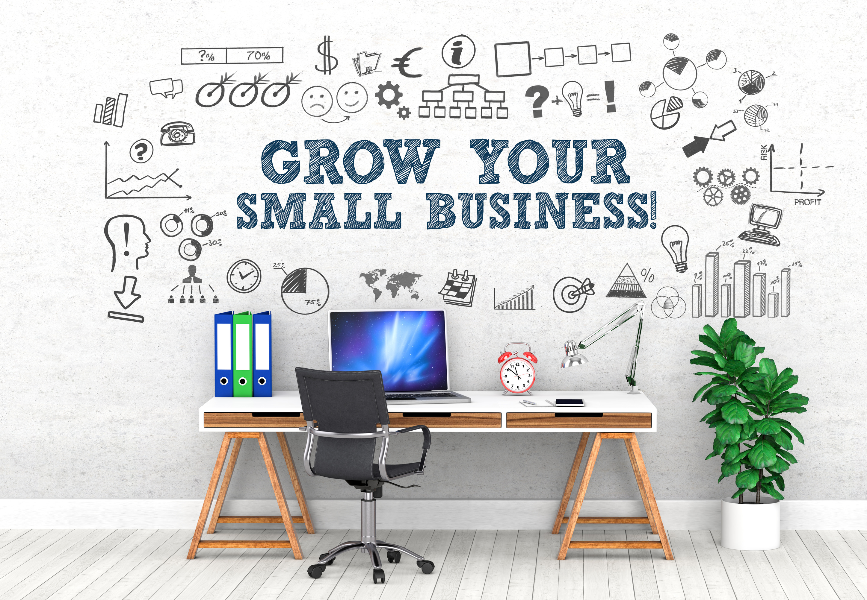 Advanced small business marketing: three forms of advertising with a negative net cost