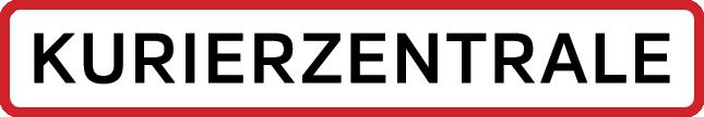Kurierzentrale Logo