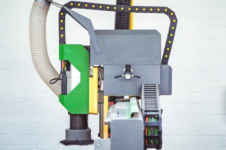 Duke Makes CNC machine