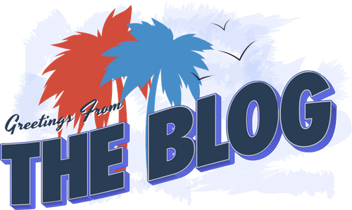 """Graphic showing """"The Blog"""""""