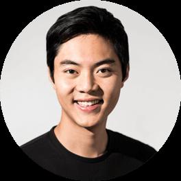 Headshot of Jeremy Cai, CEO of italic.com