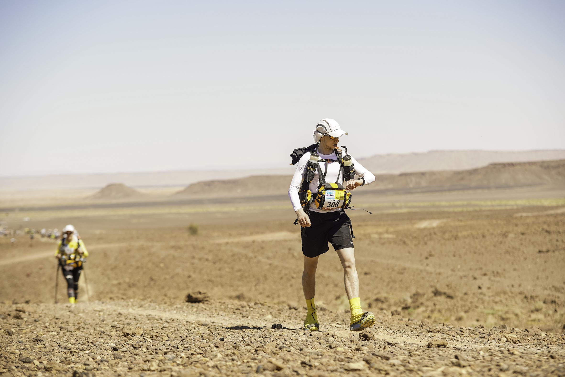 Met een glimlach in de hel, de extreme topsport van Florian Niesten