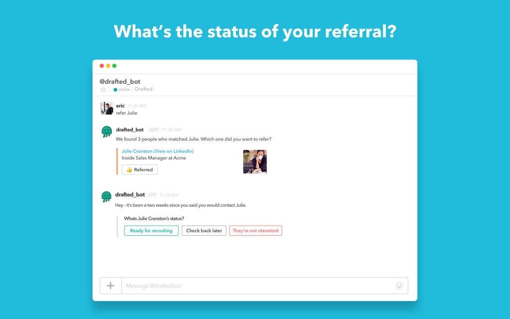 Referral Reminder Workflow