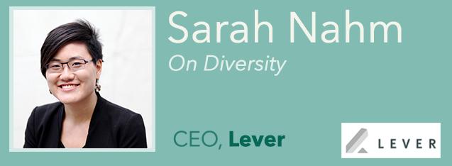 Sarah Nahm title card