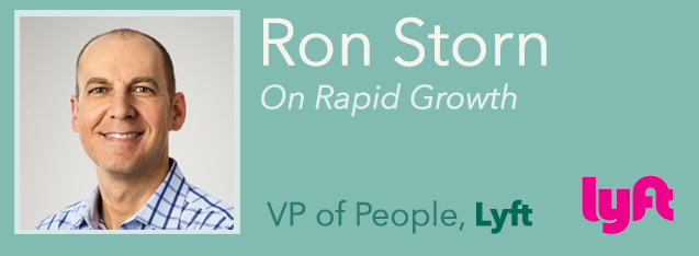 Ron Storn title card
