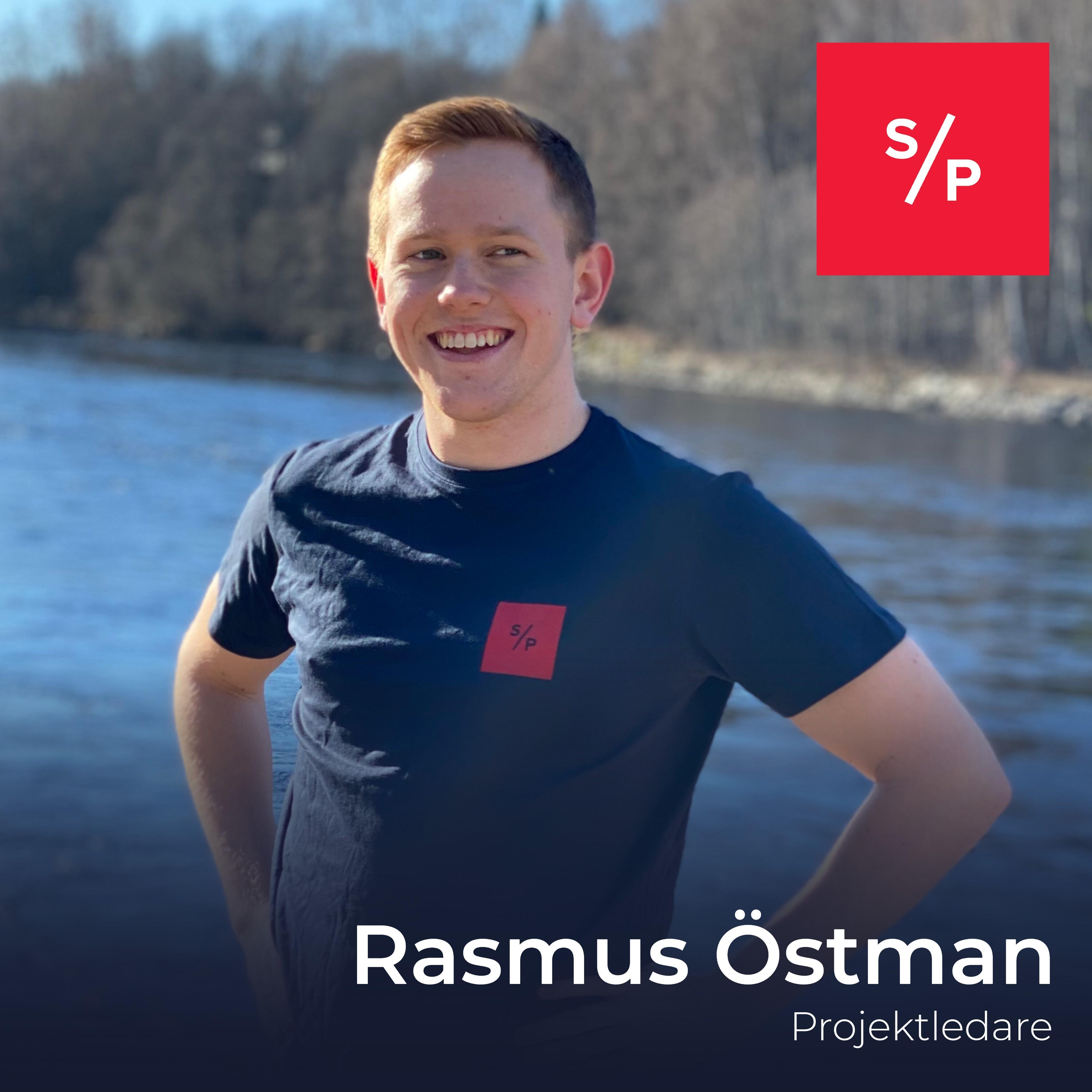 Fyra snabba med Rasmus Östman