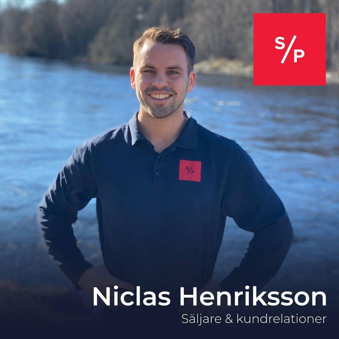 Fyra snabba med Niclas Henriksson
