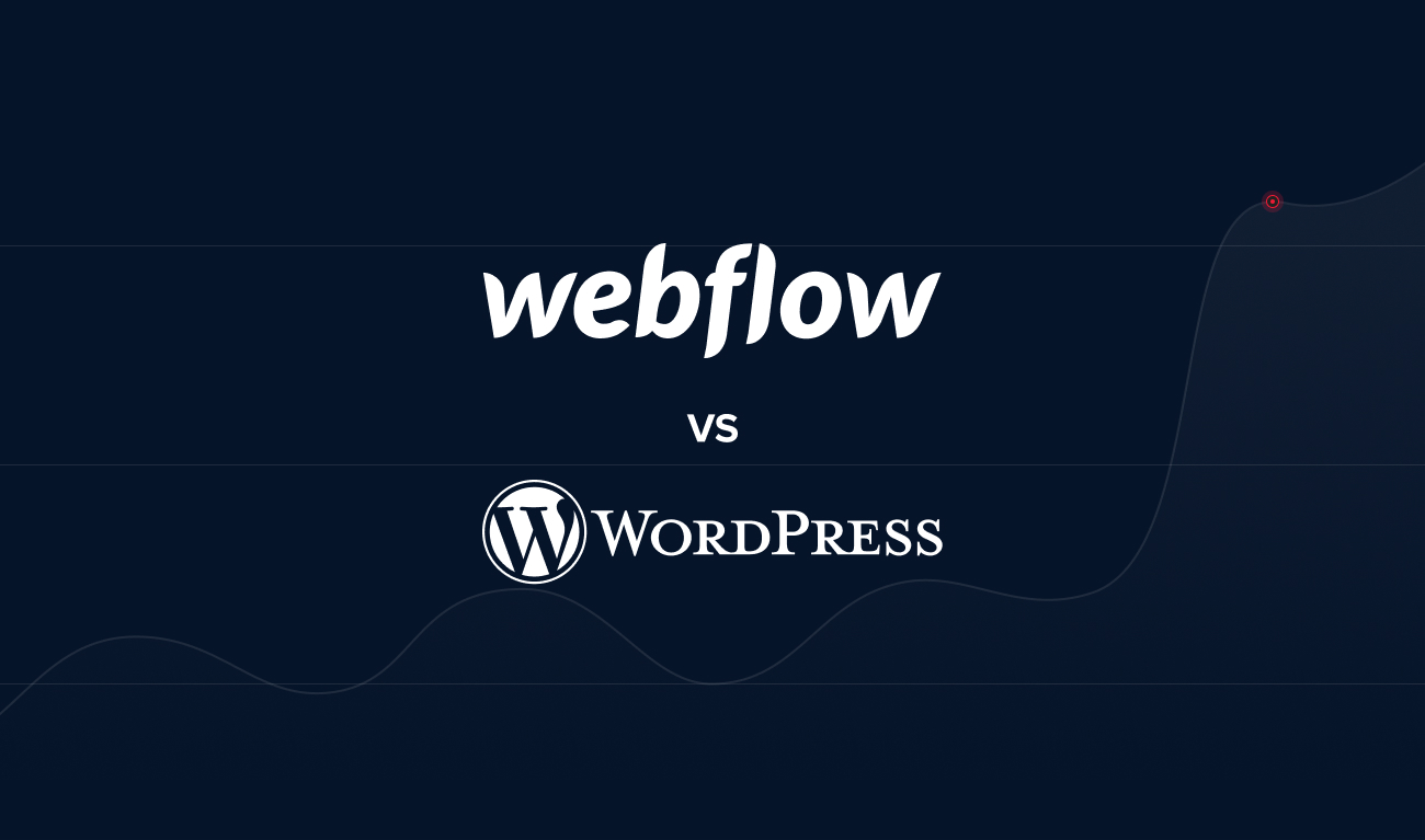 Bygg din nästa hemsida i Webflow (Wordpress dödaren?)
