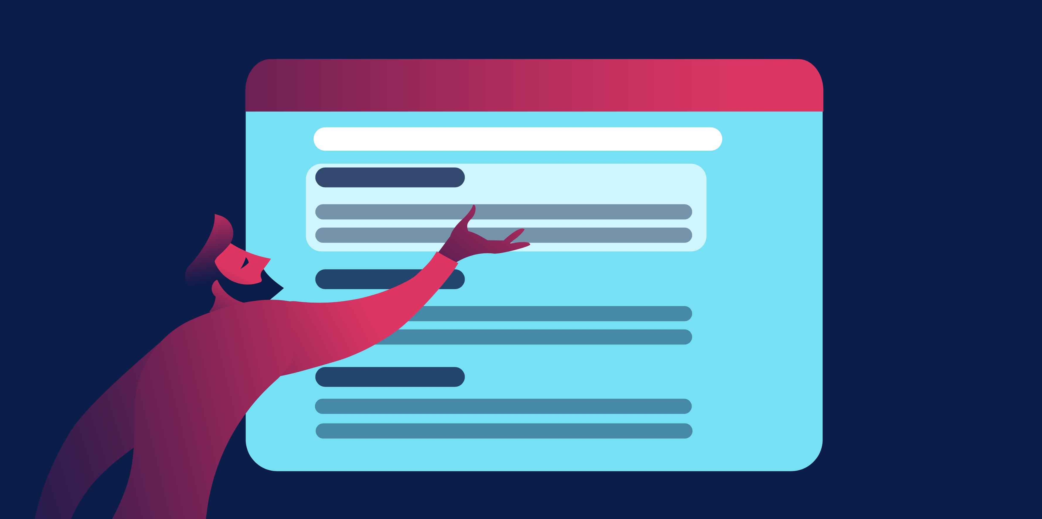 Strukturera upp din webbplats för SEO