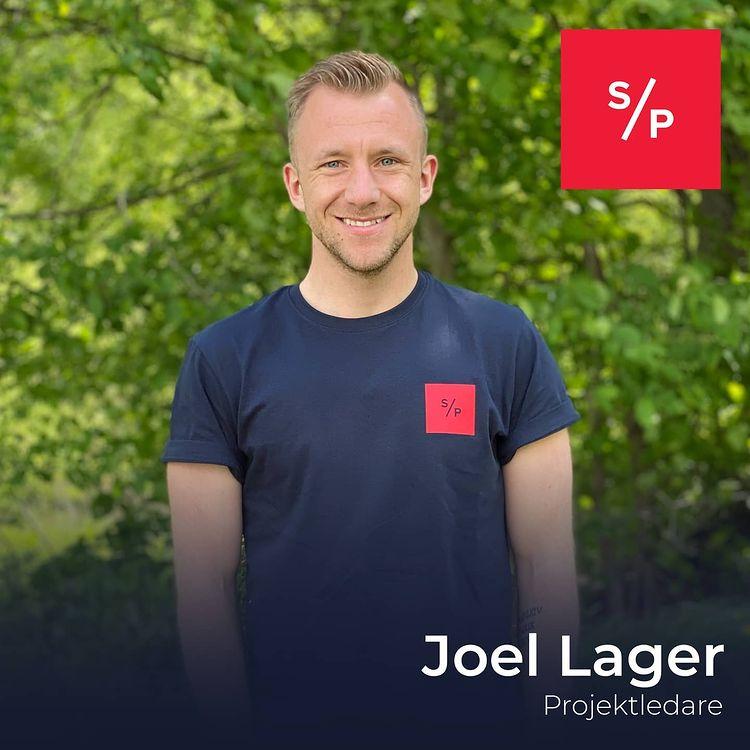 Fyra snabba med Joel Lager