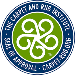 The carpet and Rug Institute CRI Logo
