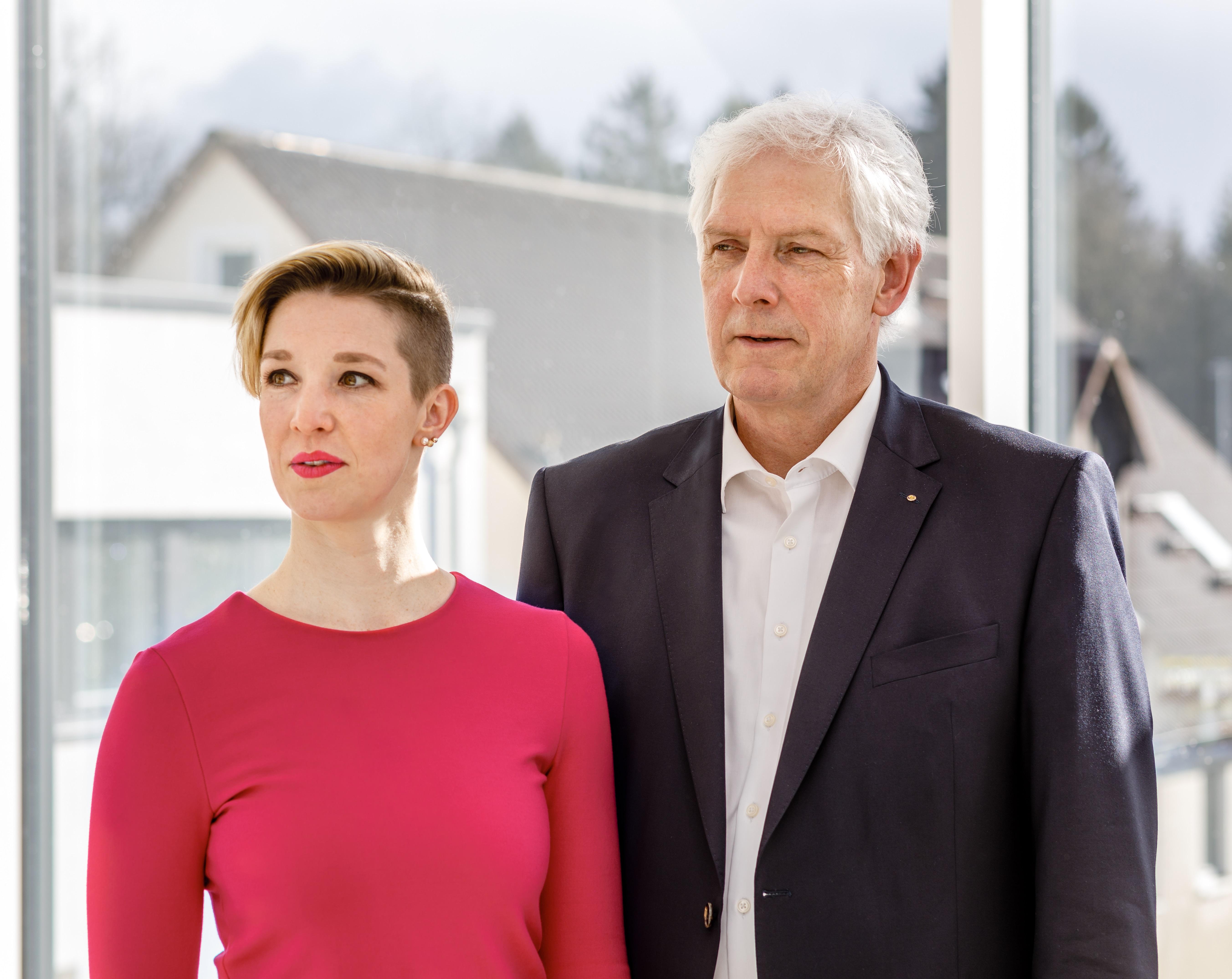Mientje Krüger und Matthias Krüger, KRÜGER - Personal Headhunting