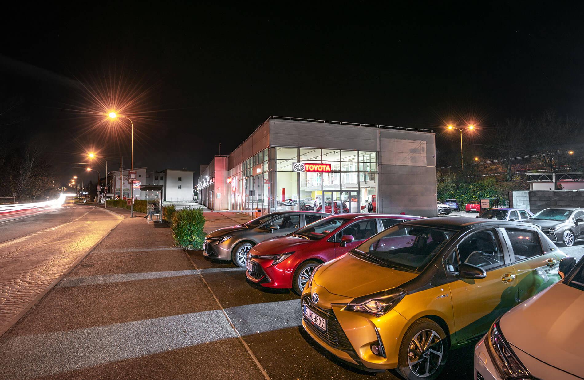 Todos Toyota pobočka