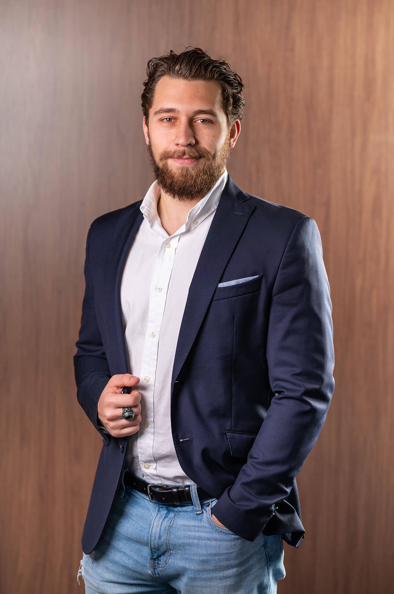 Nicolas Vojtko - zástupca riaditeľa pobočky Todos Exclusive