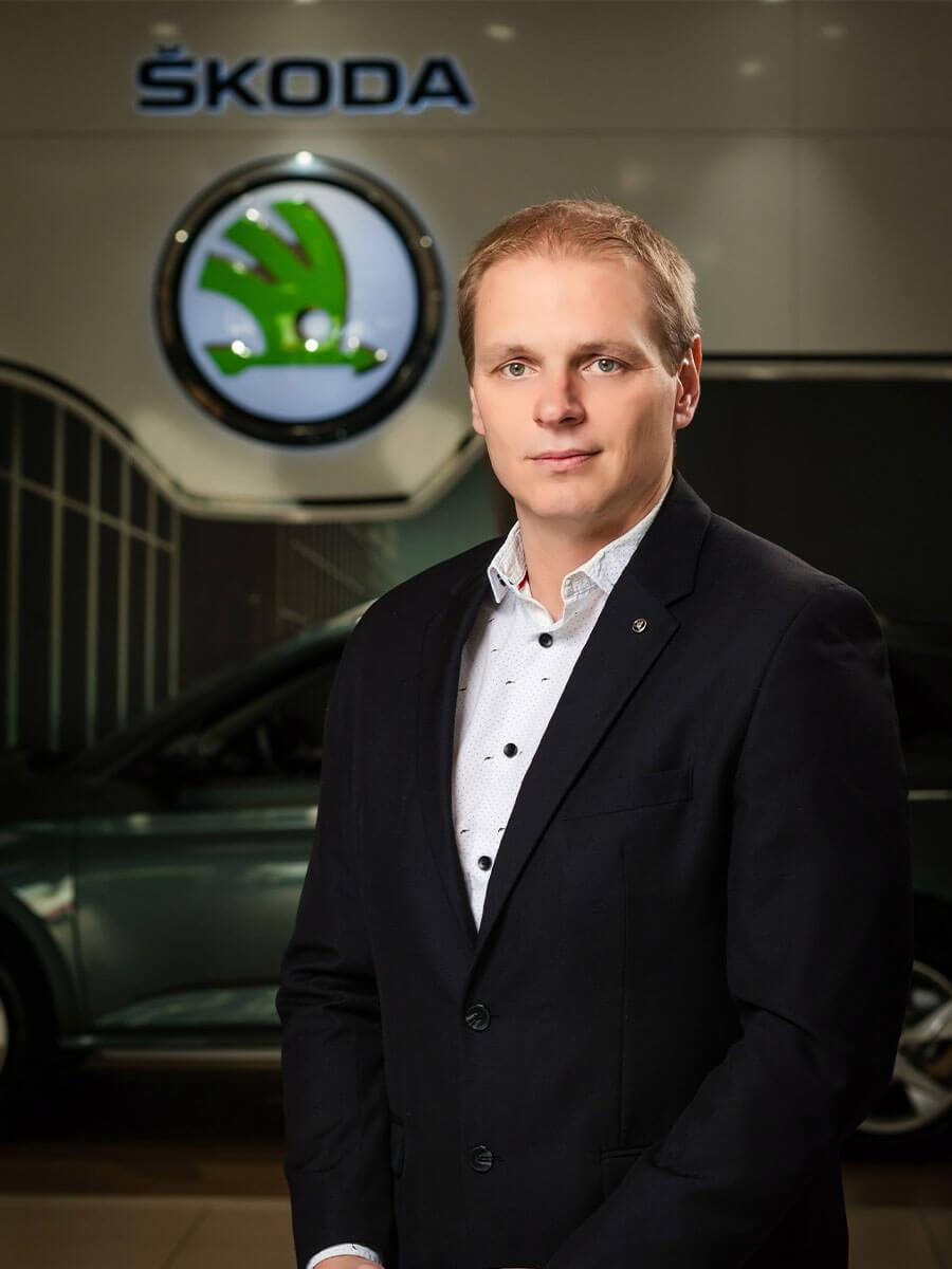 Tomáš Worobel - riaditeľ pobočky Todos Bratislava