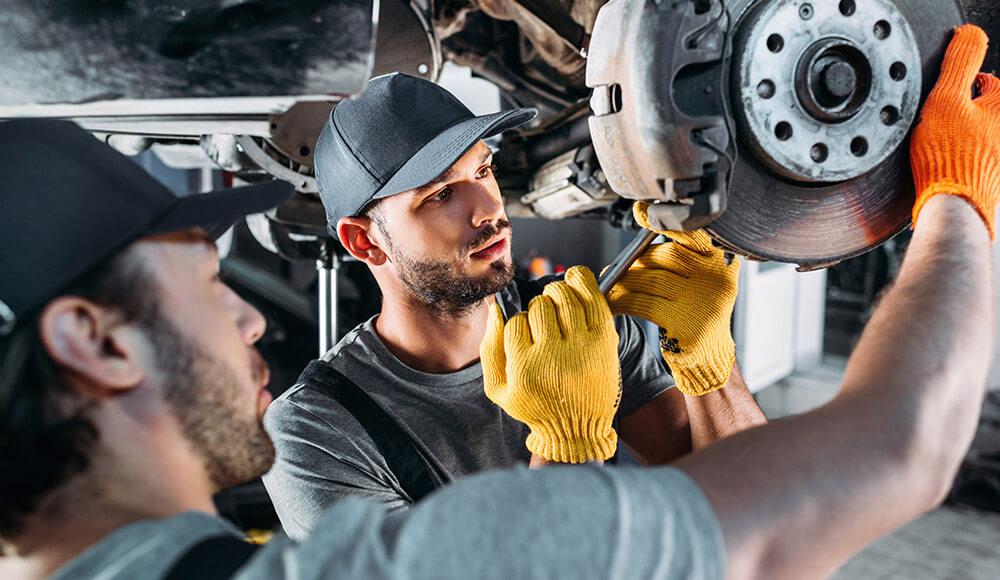 Volkswagen servis auta od Todos
