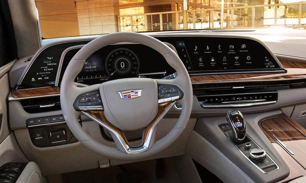 Servis vozidiel Cadillac od Todos