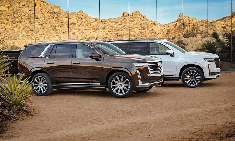 Nové vozidlá Cadillac od Todos