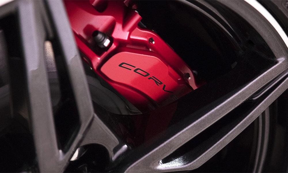 Servis vozidiel Corvette od Todos