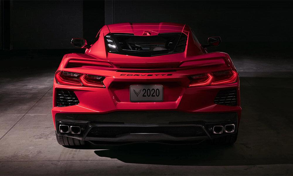 Nové vozidlá Corvette od Todos
