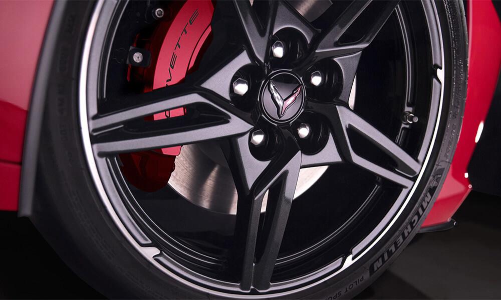 Testovacia jazda Corvette od Todos