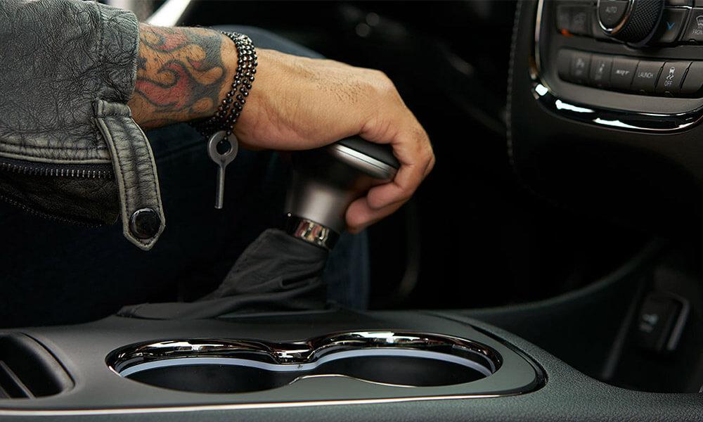 Testovacia jazda Dodge od Todos