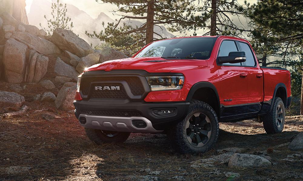 Nové vozidlá RAM od Todos