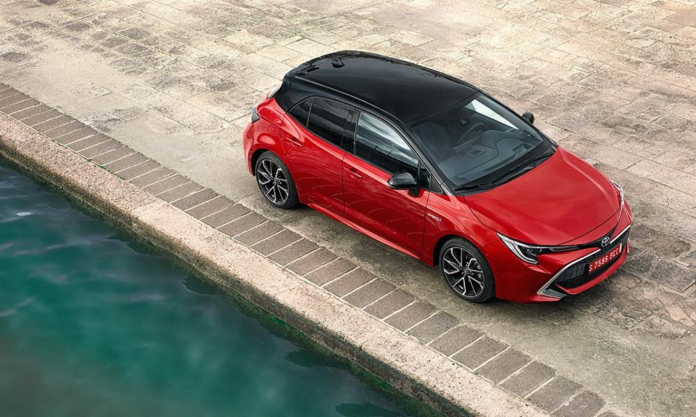 Jazdené vozidlá Toyota od Todos