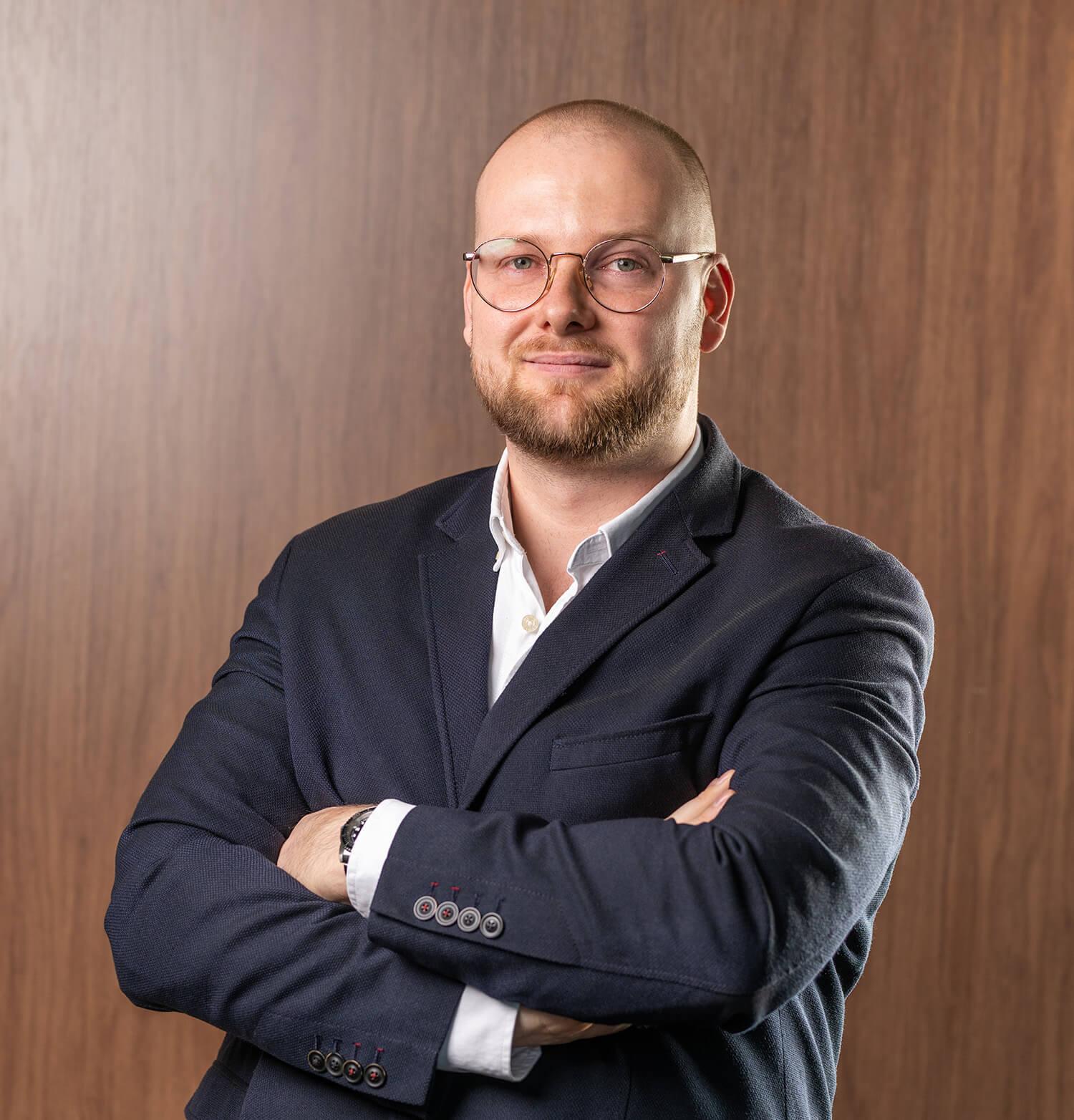 Ladislav Reimann - riaditeľ pobočky Todos Toyota