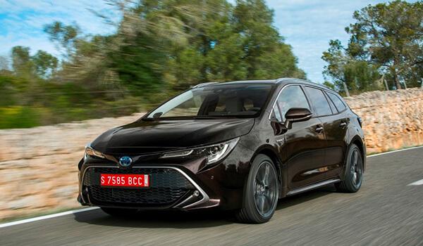 Toyota vozidlo - Todos Lamačská cesta