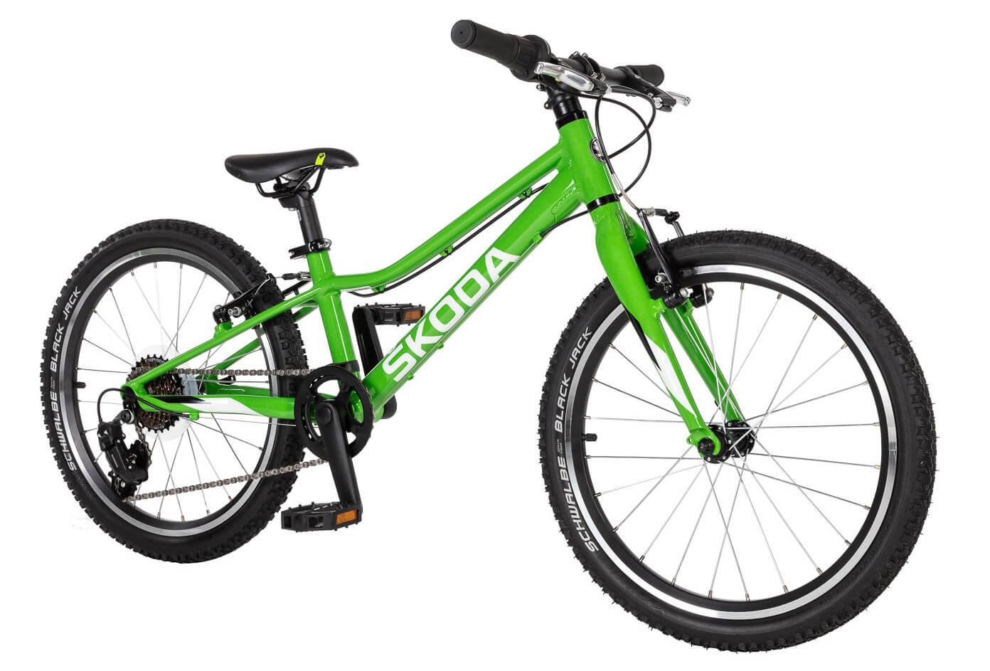Cena do súťaže MDD Todos - bicykel ŠKODA