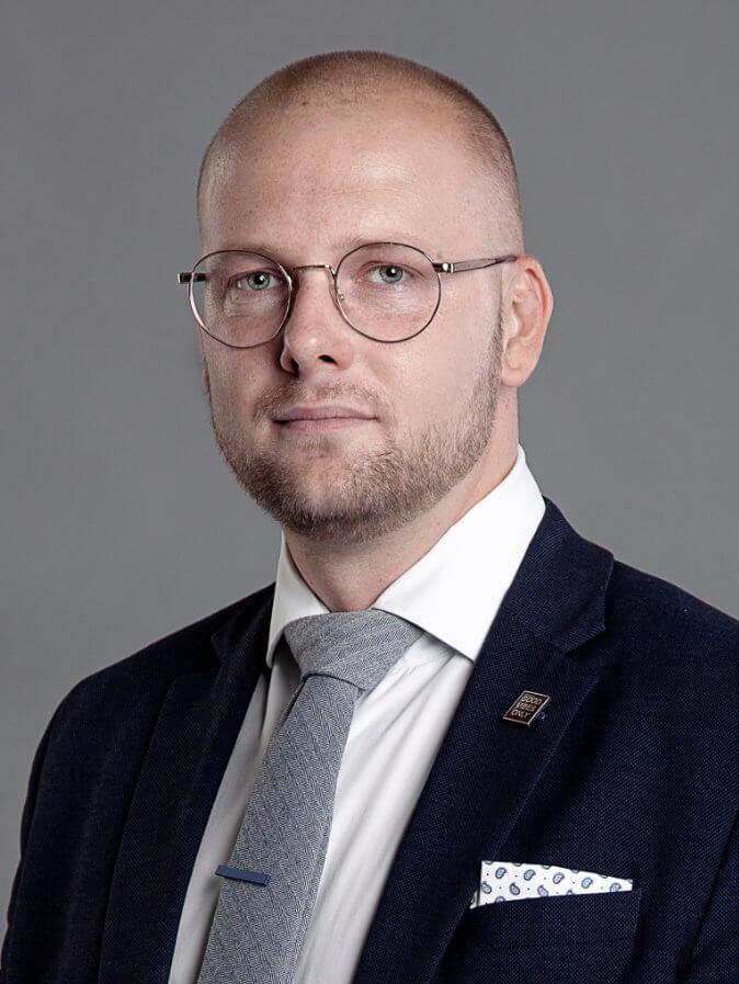 Ing. Ladislav Reimann