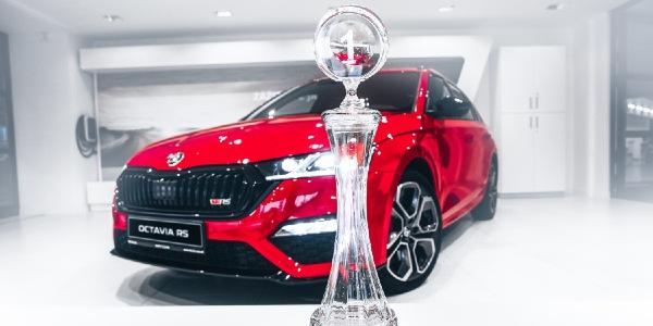 ŠKODA OCTAVIA je slovenské Auto roka 2021
