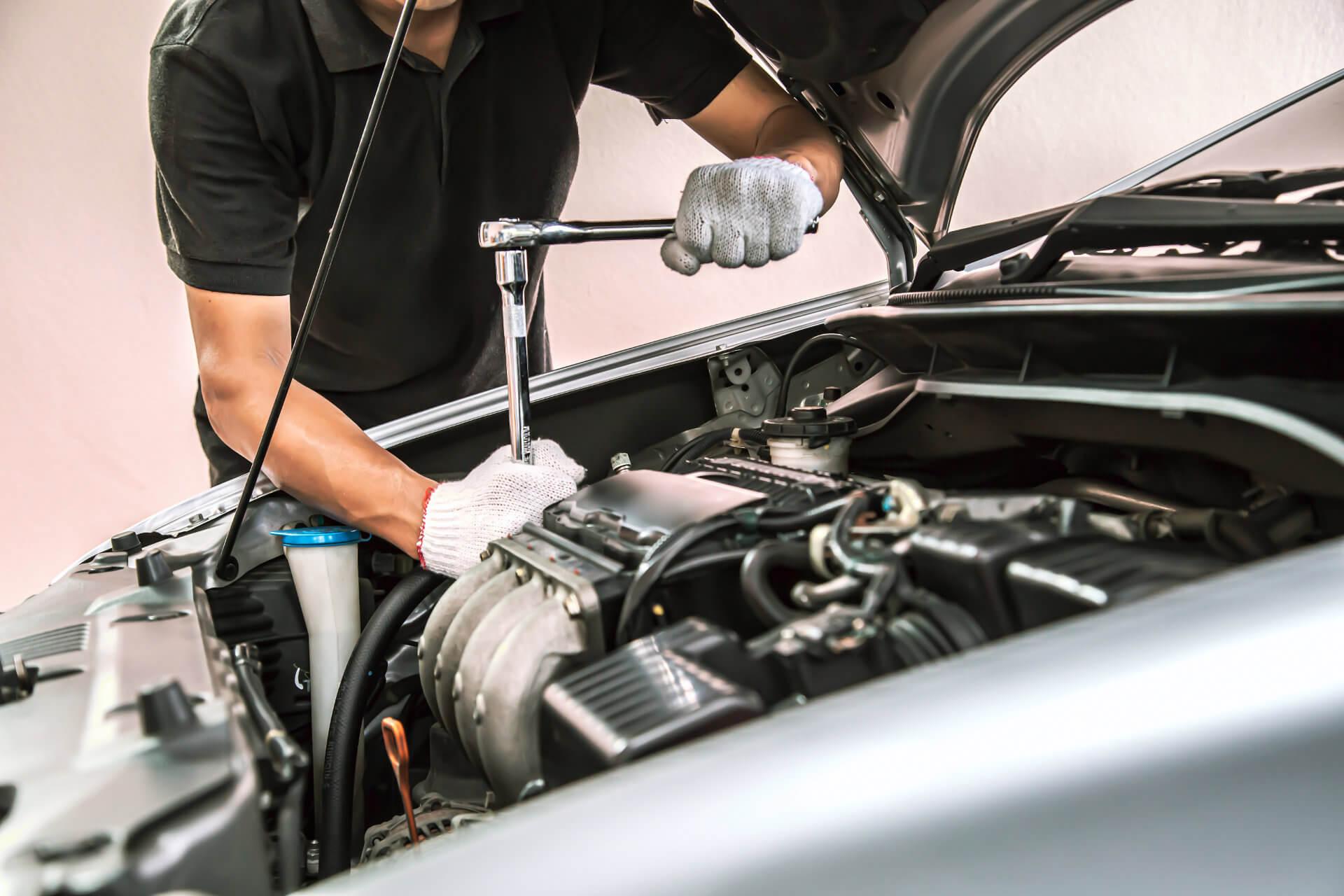 Motor a jeho časti