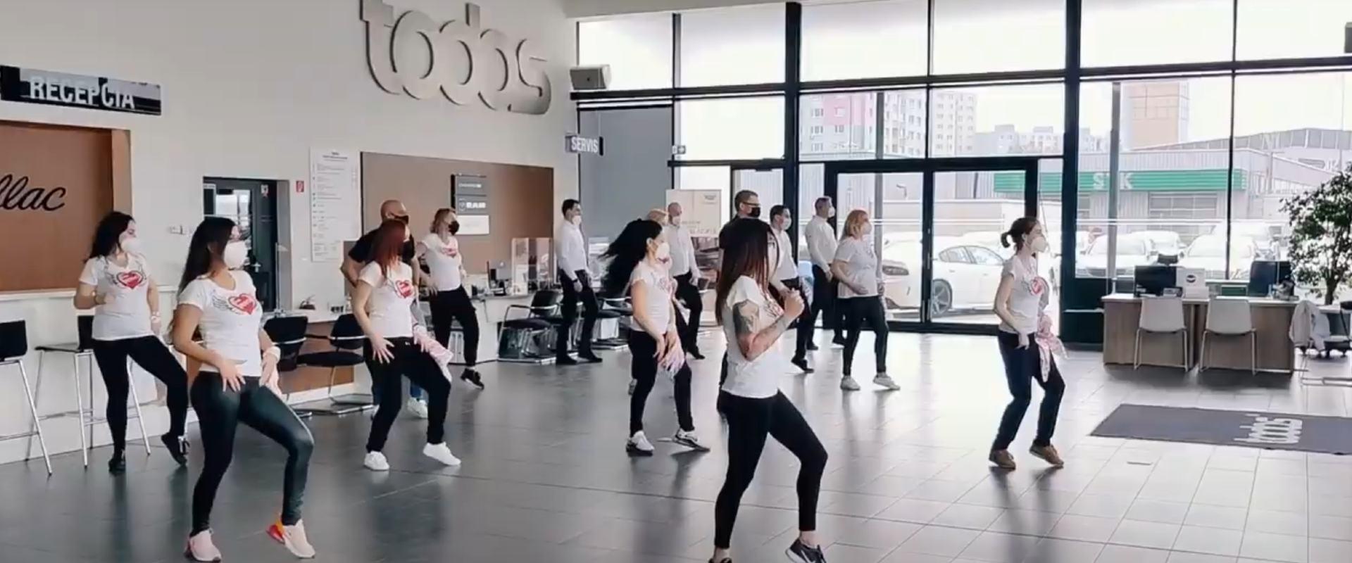 Jerusalema Dance Challenge by Todos Team